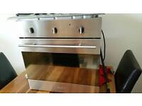 Baumatic Oven and 5 burner hob great condition