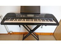 casio keyboard WK-1300 excellent condition and working order