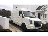 "Vw crafter mwb 66,000 miles new 20""wheels"
