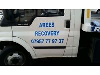 Vehicle Recovery and Transportation Service 24/7