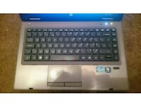Hp laptop 6460b