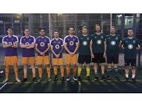 5aside Football Leagues London (Marylebone/ Paddington) ⚽ 5 A Side Teams /Players Wanted ⚽ Thursdays