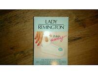 Polish away lady Reminton brand new