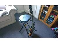 Kinsman Guitar stool and stand bnwt