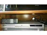 PIONEER DVD CD player DV-444 Full works perfect condition Remote