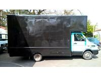 Iveco turbo daily very large Luton van