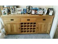 Dining Room Cabinet, wine rack