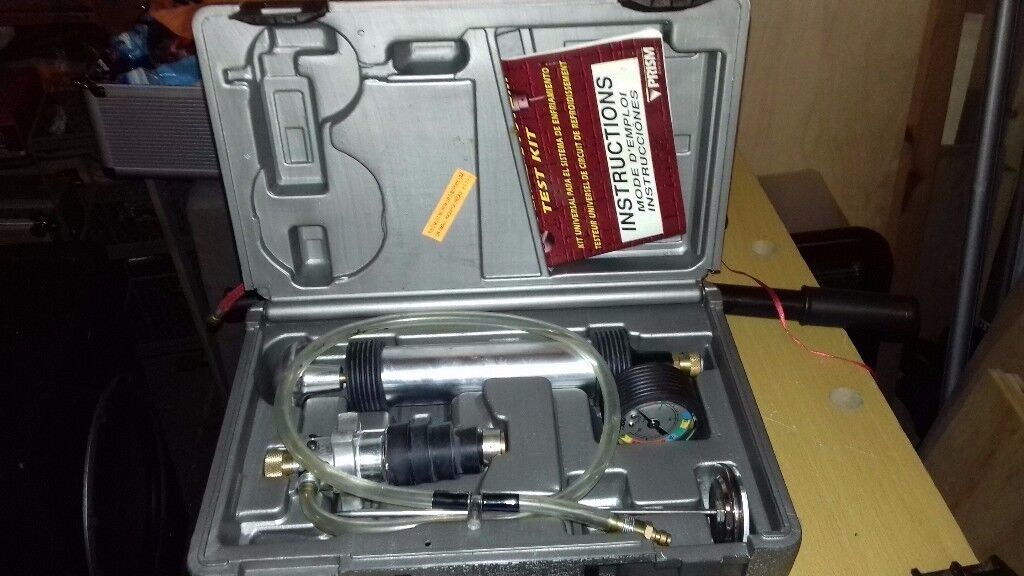 mirtyvac pro cooling system test kit