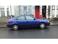 toyota corolla for spares or repair