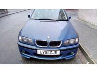 BMW E46 330d M-sport