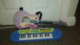 Kids music intruments