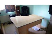 Office Desk & Chair Bargain