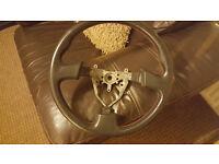 Subaru Impreza sti steering wheel