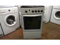 New World 4 ring Gas Cooker for sale 50cm wide