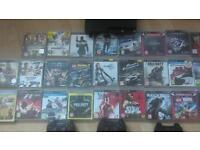 Ps3 & 26 games