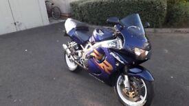 Honda cbr 900rr 1999