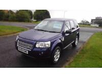 LAND ROVER FREELANDER 2.2 TD4 GS,2010,AUTO,Alloys,Air Con,Cruise Control,Electric Windows,Very Clean