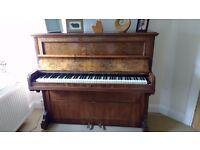 Stunning upright piano