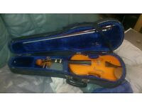 Half Child's children's sized violin. Great quality