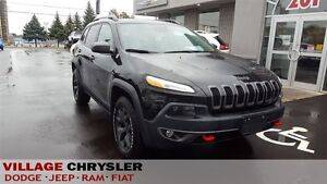 2016 Jeep Cherokee TRAILHAWK V6,SAFETY-TECH GROUP,TECHNOLOGY GRP