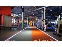 Gymbox Westfield membership