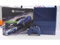 Forza 6 x box one console limited edition 1tb
