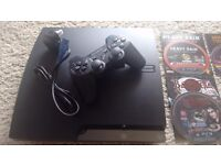 Playstation 3 PS3 Console with 16 Games