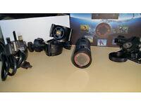 Full HD 1080p Sport camera + accessories