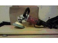 Clarke 180mm Sander/Polisher