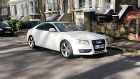 Audi A5 TFSI Coupe White 2009 multitronic 2dr
