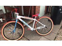Se bike big ripper bmx mike buff edition