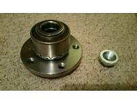 Skoda fabia mk1 wheel hub and bearing kit