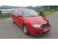 2006 SKODA FABIA 1.2 FSH V.CLEAN LOADS MOT PX WELCOME