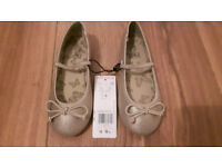 GIRLS SIZE 12 NEW SHOES WITH TAGS