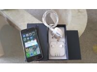 iphone 5s unlocked any sim box new headphones charger etc