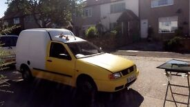 VW CADDY VAN MK2 CHEAP WORTH A LOOK