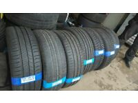 Matching set 205 60 16 michelins 7mm tread &matching pair michelin cross climates £70 fitd n bal