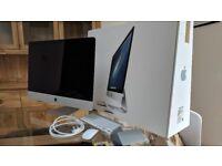 "Apple iMac 27"" Desktop - 3.4GHz i5 with upgraded 32Gb RAM + Access."