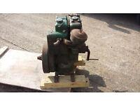 lister petter statonary engine