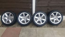 Audi A4 A5 A6 Wheels