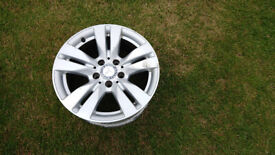 Mercedes alloy wheels for sale