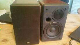 JVC Hi Fi Speakers
