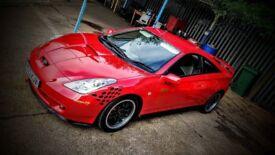 Toyota Celica VVTI £800
