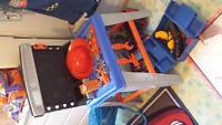 table de bricolage enfant