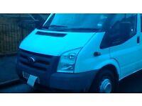 transit 2400 cc mark 7 recovery truck 6 seater crewcab full years mot