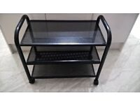 REDUCED FOR QUICK SALE habitat television stand trolley kitchen storage