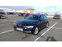 BMW 3 SERIES 320d Sport 4dr (start/stop) SHOWROOM CONDITION CLEAR HPI