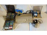 Atari 520STfm and loads of games