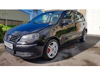 VW Volkswagen Polo 1.4 TDI PD, Full Service History, Professionally Buffed, O.N.O