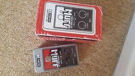 Electro Harmonix Double Muff Guitar Pedal